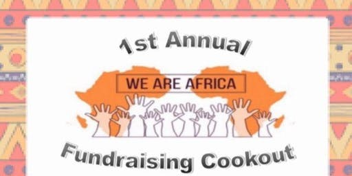 We Are Africa 1st Annual Cookout