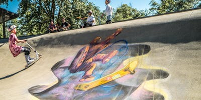 The Grind: Skating, Chalk & Vibes