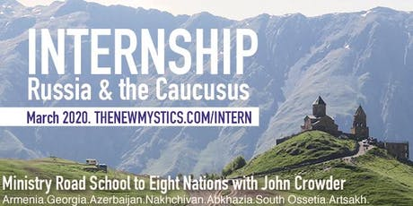 RUSSIA & THE CAUCUSUS INTERNSHIP ROAD SCHOOL tickets