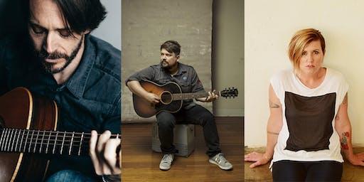 Songwriters In The Round: Glen Phillips, Sean Watkins, & Garrison Starr