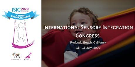 International Sensory Integration Congress 2020 tickets