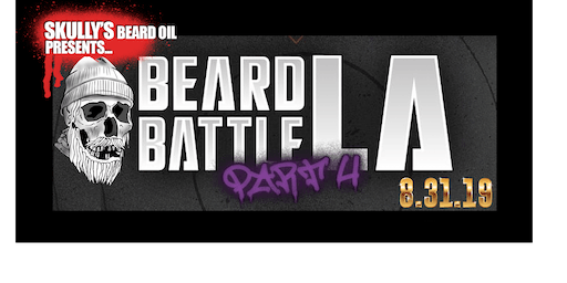 Skullys Beard Oil Presents: Beard Battle 4