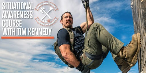 5.11 ABR Academy Situational Awareness - Hosted by Tim Kennedy