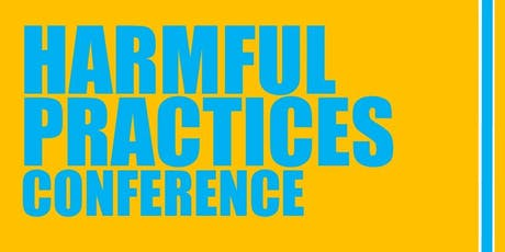 Harmful Practices Conference tickets