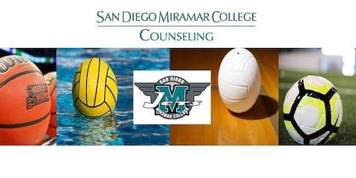 Miramar College- SEP for Student Athletes