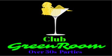 Club GreenRoom over 30s  Fancy Dress Halloween Party  tickets