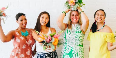 Tropical Floral Arranging at the Farmhouse