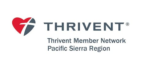 I'm a Thrivent member, now what?
