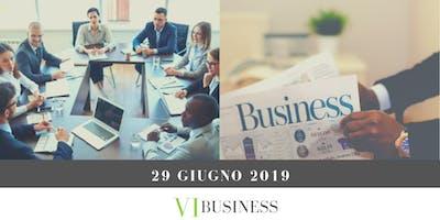 VIbusiness - 29 GIUGNO 2019