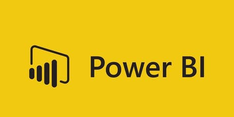 Microsoft Power BI Training in Wilmington, NC for Beginners-Business Intelligence training-Data Visualization Training-BI Training - Power BI Training bootcamp- Power BI Certification course tickets