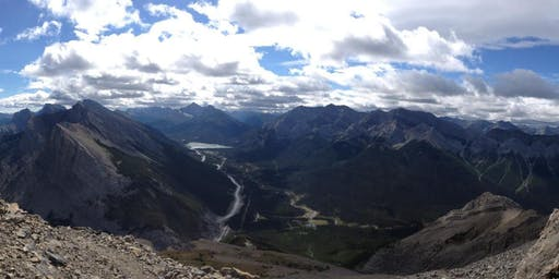 East End of Rundle Canmore