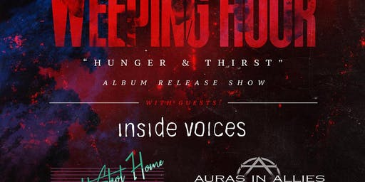 Weeping Hour Album Release