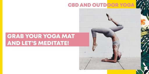 CBD AND OUTDOOR YOGA