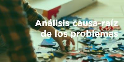 Análisis Causa - Ra´íz de los Problemas