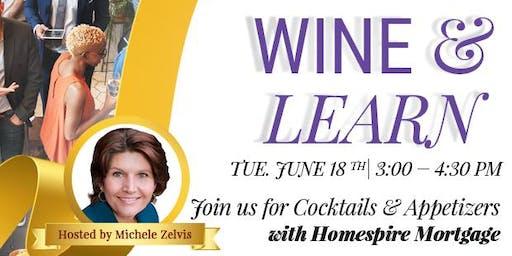 Wine & Learn!