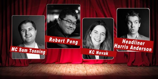 Comedy showcase at the Porthole
