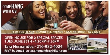Open House: Heritage Ballroom & Hangar 9 tickets