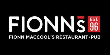Fionns MacCool Lobster Boil-out and Kitchen Party tickets