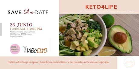 KETO4LIFE tickets