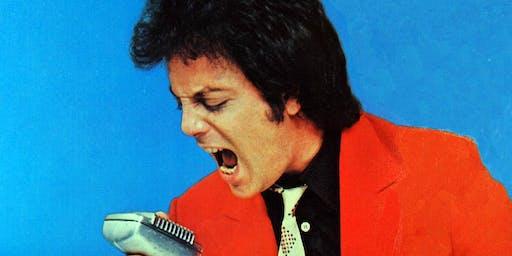 "Rochmon Record Club Listening Party – Billy Joel – ""The Stranger"""
