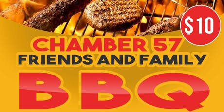 Chamber 57 Friends and Family BBQ tickets