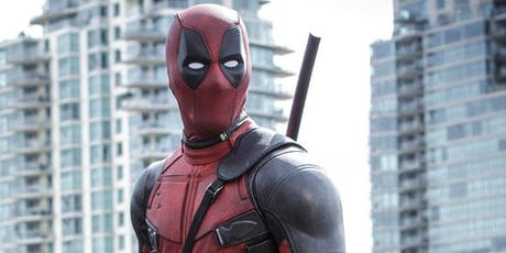 Coulee Movie Nights - Deadpool tickets
