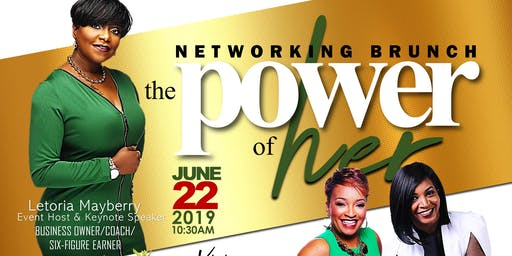 The Power of Her Network Brunch