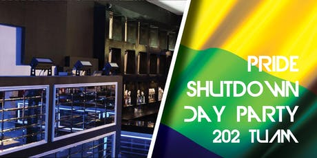 Pride Shutdown Sunday Day Party tickets