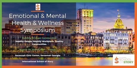 Emotional and Mental Health & Wellness Symposium tickets