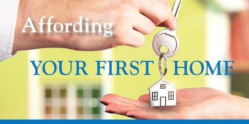 First Time Homebuyer Seminar