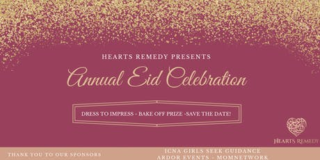 Hearts Remedy Annual Eid Party  tickets