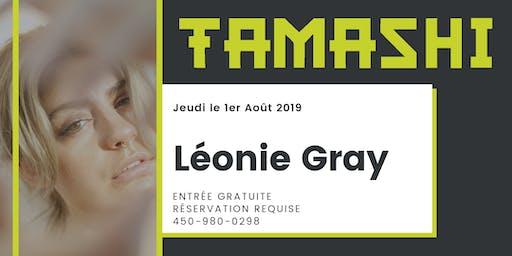 Léonie Gray au Tamashi - 2.0
