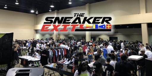 The Sneaker Exit - GWINNETT - Ultimate Sneaker Trade Show