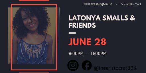 latonya Smalls & Friends