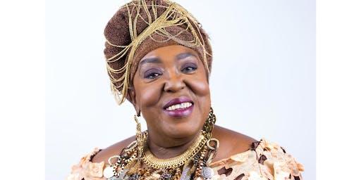 An evening with my Sistah - Calypso Queen Singing Sandra