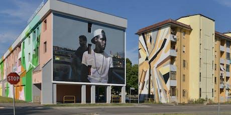 Tour alla scoperta dell'arte Urbana e della Street Art a Mantova | Lunetta biglietti