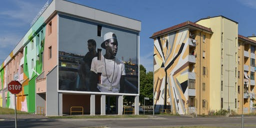 Tour alla scoperta dell'arte Urbana e della Street Art a Mantova | Lunetta
