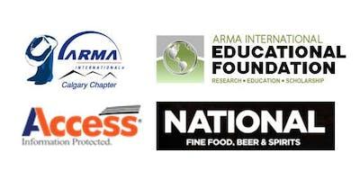 ARMA Calgary Chapter: Summer Social Fundraiser