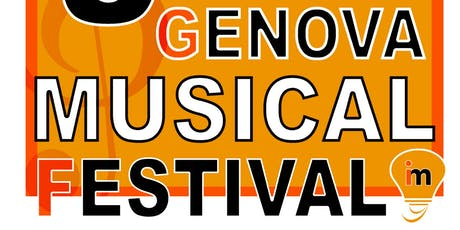 Genova Musical Festival tickets