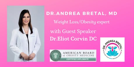Learn how to burn fat, accelerate weight loss and slow down aging signs tickets