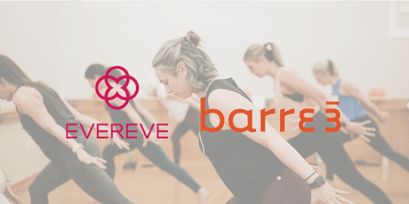 barre3 pop-up, sip + shop at Evereve Park Meadows tickets
