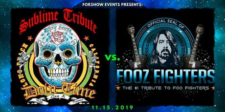 Sublime vs. Foo Fighters tickets