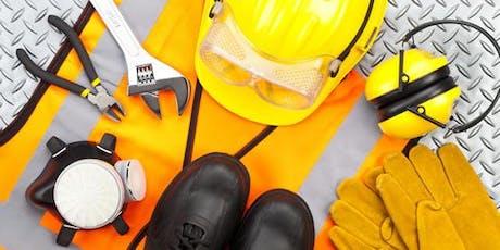 OSHA 30 Hour Construction Course tickets