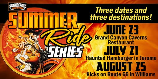 Mother Road Summer Ride Series