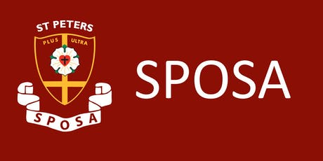 St Peters Old Scholars Reunion Weekend tickets