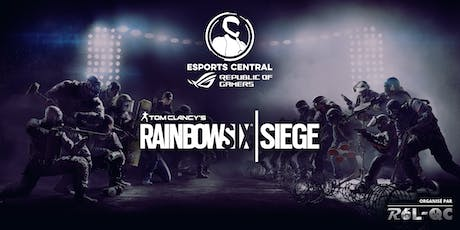 Rainbow Six Siege Monthly Tournament - Esports Central tickets