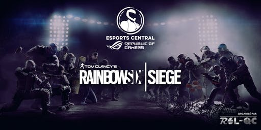 Rainbow Six Siege Monthly Tournament - Esports Central