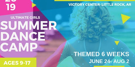DRS ULTIMATE GIRLS Summer Dance Camp 2019 tickets