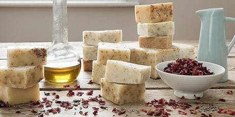 Make Your Own Natural Soap! tickets