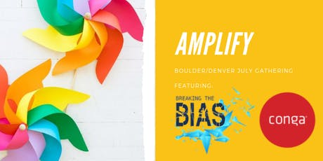 Amplify Denver/Boulder July Gathering tickets